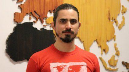 Felipe Carvhalo, representante de la campaña de acceso a las vacunas de Médicos sin Fronteras.