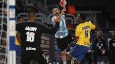 los gladiadores quedaron eliminados del mundial de handball de egipto
