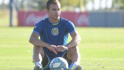 Marco Ruben se pierde el debut de Central del lunes ante Godoy Cruz.