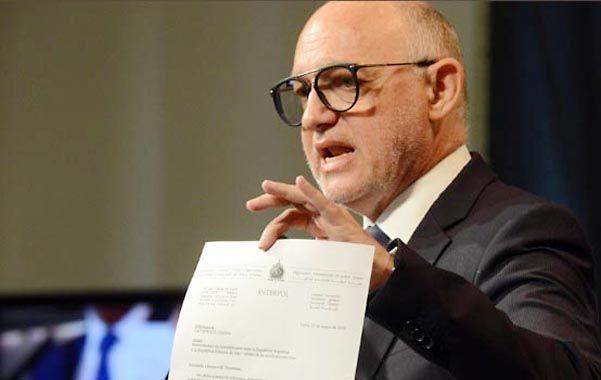 Nota. Timerman mandó cartas al secretario de Estado norteamericano y a la representante de Exteriores de la UE.