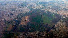 Campo de Mayo cuenta con 5 mil hectáreas.