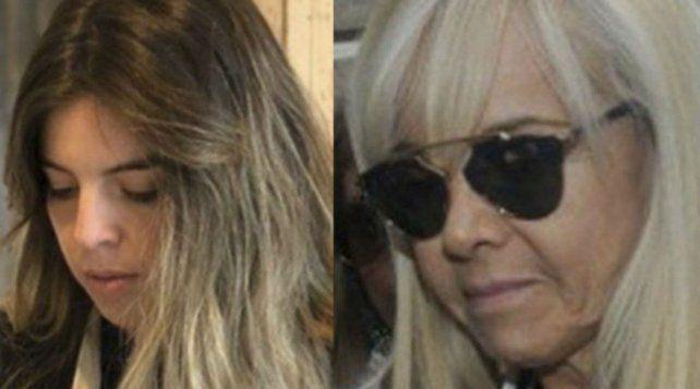 Dalma Maradona y Claudia Villafañe fueron apuntadas por el abogado de la enfermera que atendía a Diego.