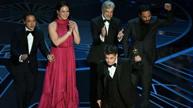 Un filme de Chile ganó el Oscar a mejor película extranjera