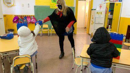 Desde el próximo martes 22 de junio vuelven las clases presenciales en las escuelas de nivel inicial en la ciudad de Rosario.