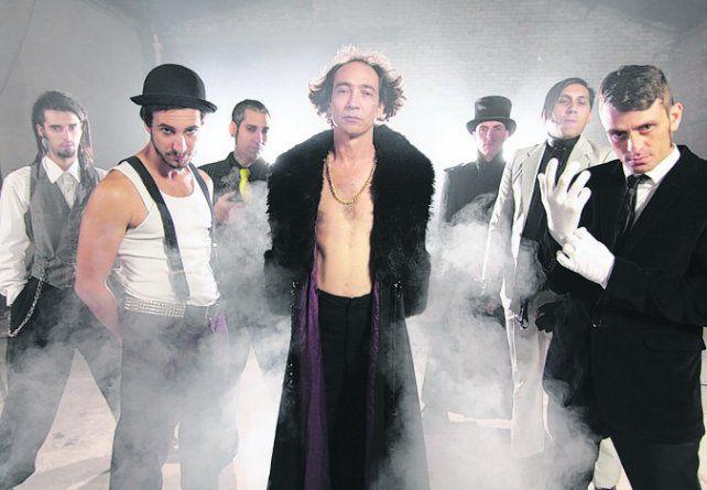 festejo. Las Manos de Filippi celebran sus 25 años de trayectoria en Vorterix.