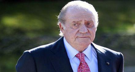 El rey de España apareció con un ojo negro y se desató una ola de rumores en la prensa