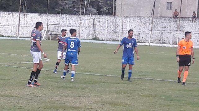 El punto vale. Los salaítos con gol de Franco Miño en el final lograron empatarle a Juventud Unida en un reducto difícil.