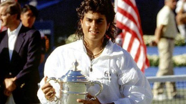 Sabatiniganó 27 títulosdurante su carrera