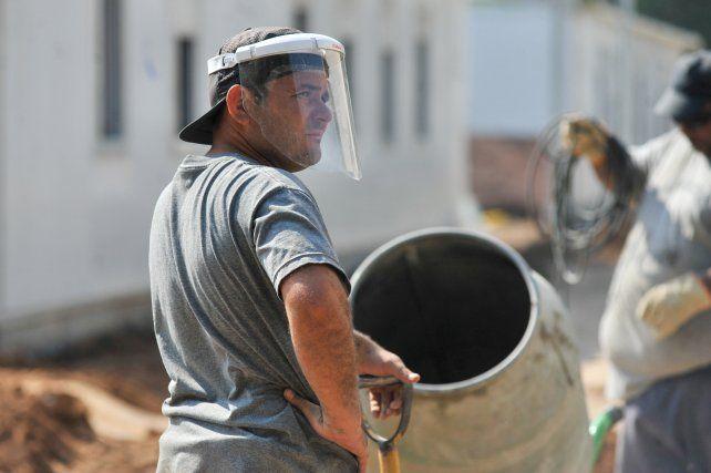 Autorizan las obras privadas con hasta 30 trabajadores en el territorio provincial