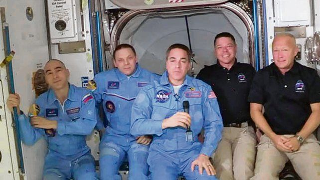 Misión cumplida para el Space X