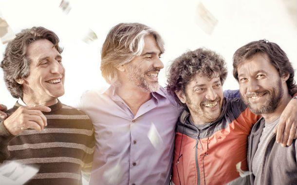 Amistad todoterreno. Cuatro amigos se unen bajo un mismo sueño.