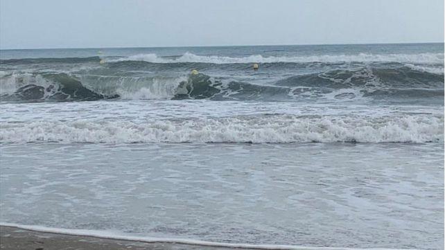 Fuertes oleajes en el sur de Francia: nueve personas murieron ahogadas