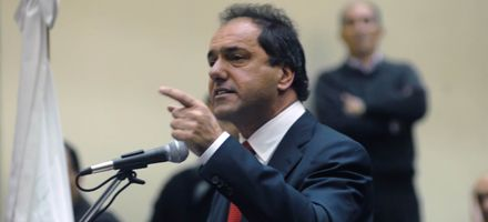Scioli prometió cambios en la policía: El caso Bergara tiene características raras