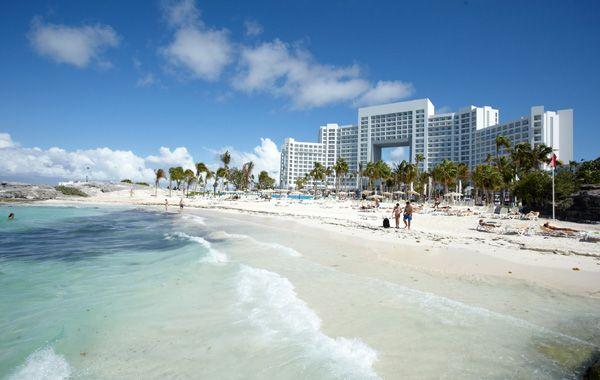 El hotel RIU Palace Península es la nueva perla de la costa mexicana. (Foto: Omar Zambrano)