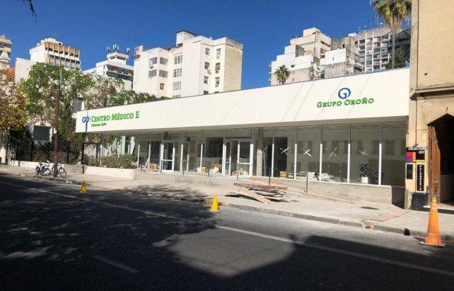 Tecnología de punta. El nuevo centro médico está ubicado en Córdoba