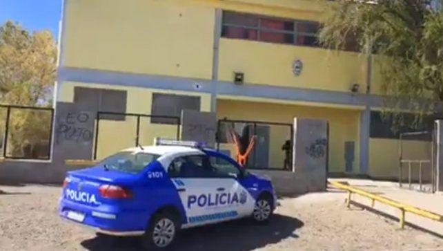 Un nene de 10 años llevó un arma a la escuela