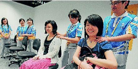 China inaugura lujoso centro de prensa para las Olimpíadas, pero sigue la censura