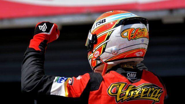 José Manuel Urcera logró un triunfo impensando en el TC