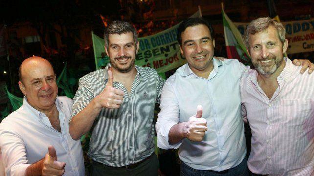 El gobierno celebró el triunfo del oficialismo en Corrientes