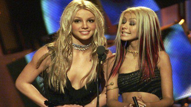 Briteney y Christina. Mi corazón está con Britney. Se merece todo el amor y el apoyo verdadero del mundo