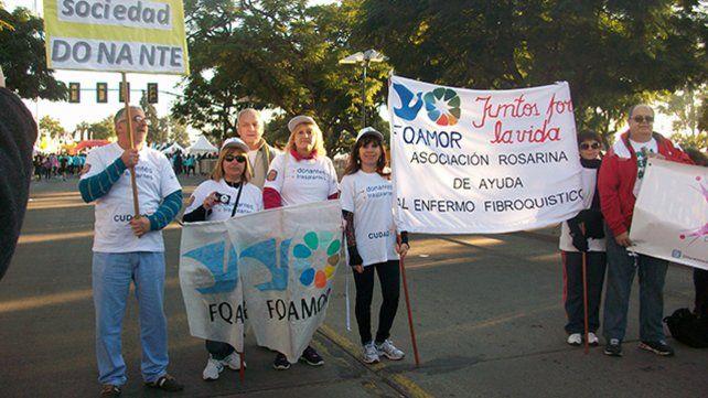 Fundación Amor. Denuncian deudas por parte del gobierno nacional.