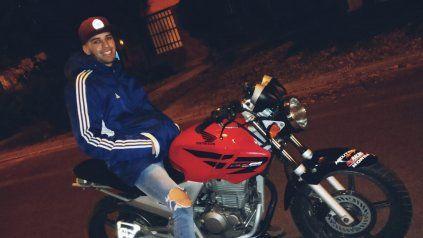 Juan Ignacio Celoria tenía 20 años y lo mataron a tiros cuando iba a bordo de un auto que no estaba a su nombre.
