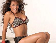Ver para creer: María Fernanda Callejón promete que no se desnudará nunca más