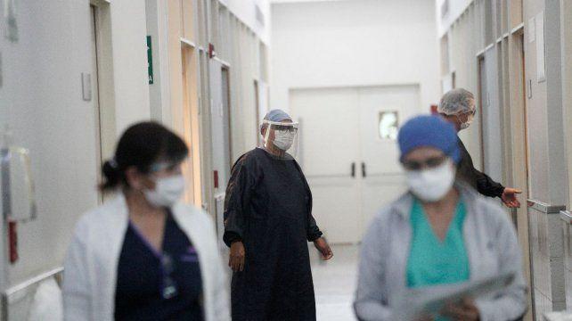 Coronavirus: Rosario reportó 459 casos nuevos de los 1.369 que notificó la provincia de Santa Fe