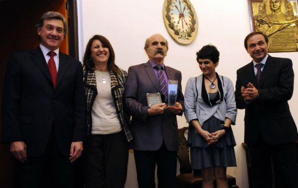 La intendenta municipal