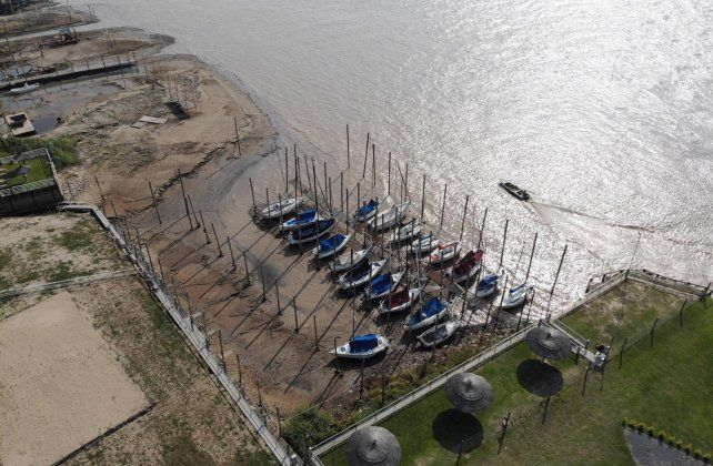 El sector náutico de Rosario dice que el gobierno nacional le bajó el pulgar para su retorno