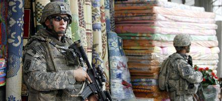 EE.UU. alista a violadores, asesinos y ladrones para llevarlos a Irak