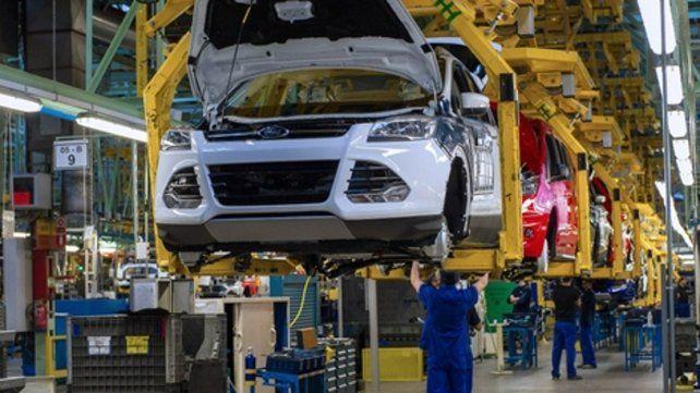 crisis. Ford cerrará plantas en Reino Unido