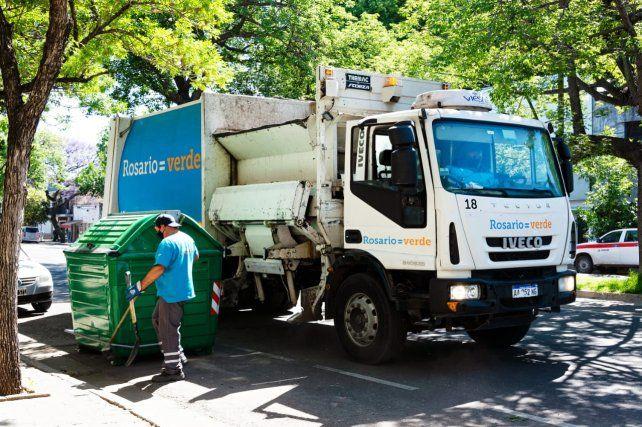 Este 1º de mayo no habrá recolección de residuos por ser el día del Trabajador.
