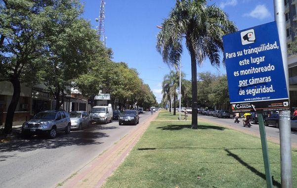 Recursos. El municipio casildense busca sumar herramientas para la prevención de hechos delictivos.