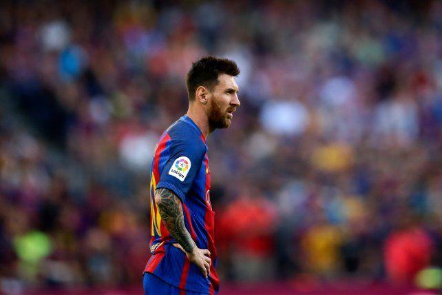 Messi hizo dos goles en el triunfo sobre Eibar pero el campeón fue Real Madrid.