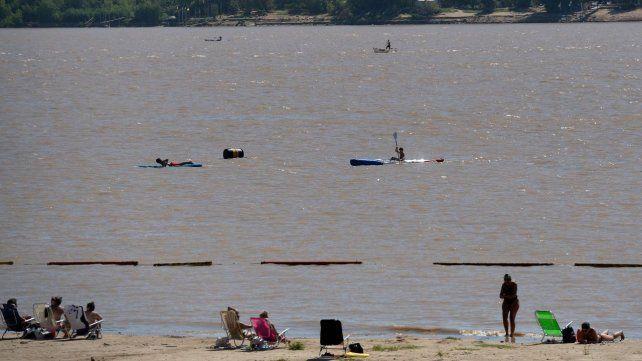 El tiempo en Rosario: un domingo caluroso y con probabilidad de lluvias