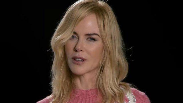 Nicole Kidman dio una versión sensual del hit de las Spice Girls Wannabe que cumple 21 años.