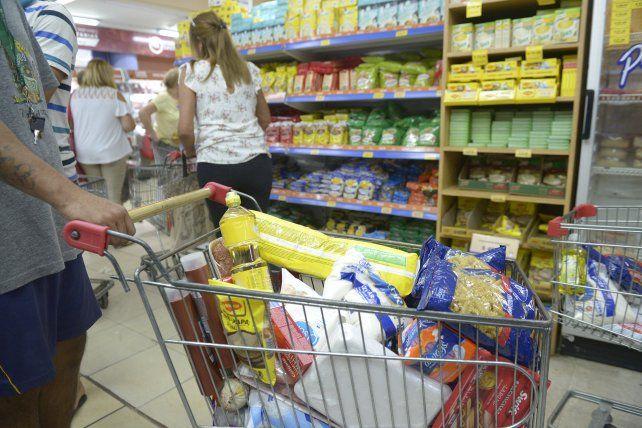 El Ceso releva la evolución de los precios en los supermercados santafesinos