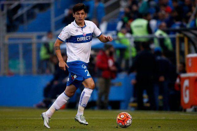 El defensor chileno firmará un contrato por tres años con el club de Arroyito.