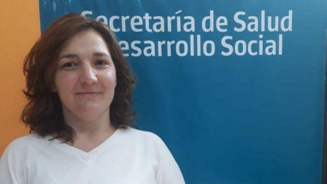 La directora municipal de Desarrollo Humano, Daniela Bravo, confirmó el arribo del programa que tiene como eje la protección y cobertura de la víctima.