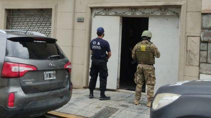 El ex diputado provincial Darío Scataglini fue detenido el pasado jueves en su casa en la capital provincial.