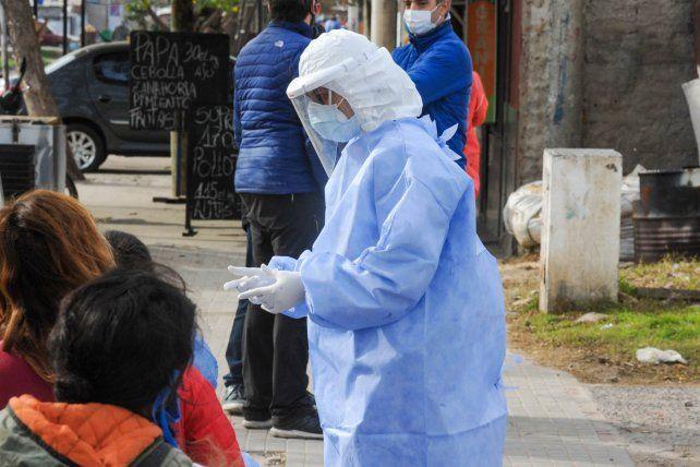 Rosario sumó hoy dos nuevas víctimas fatales por coronavirus.