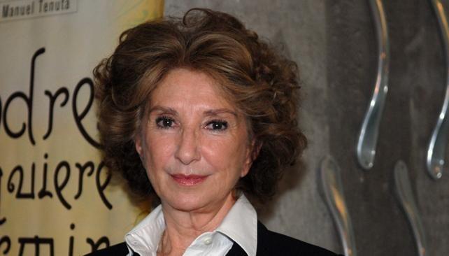 La actriz se solidarizó con Echarri y Dupláa.