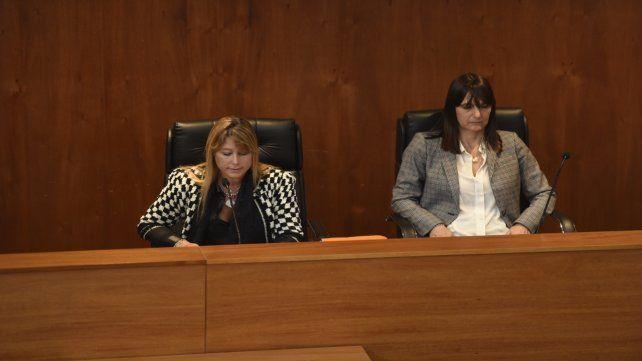 La jueza. Mariel Minetti
