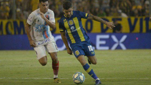 El uruguayo Martínez está prácticamente vendido a Independiente.