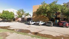 La zona de Martínez de Estrada al 8000, barrio 7 de Septiembre, donde una mujer fue víctima de una violenta entradera.