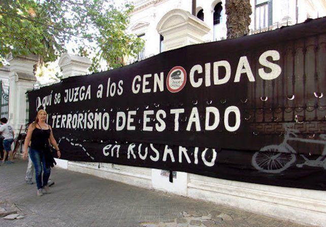Hijos Rosario pide la detención de funcionarios judiciales de la última dictadura
