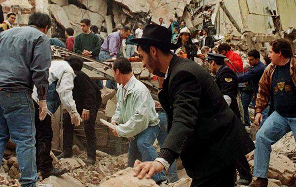 El 18 de julio de 1994 se produjo el atentado a la Amia que provocó la muerte de 85 personas y más de 300 heridos.