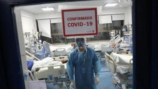 Coronavirus: informaron 13.043 nuevos casos y 268 muertes en las últimas 24 horas