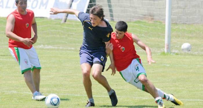 Central goleó 9 a 0 a Coronel Aguirre en un amistoso